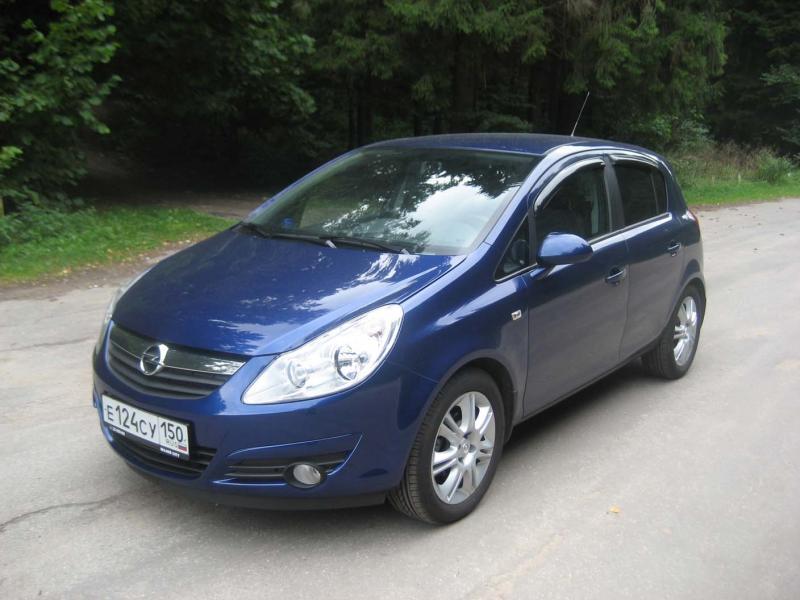 Opel Corsa - Отзывы об автомобилях - ОТЗЫВ Ру
