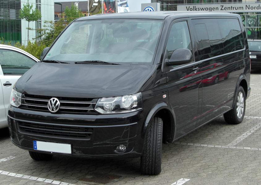 Volkswagen caravelle фото 5