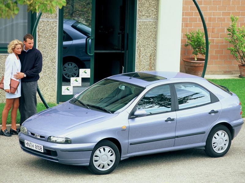Модификации Fiat Brava.