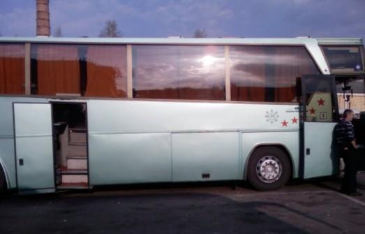 автобуса на базе Mercedes-Benz Dragmuller перевод не обязателен, т. к. всё проиллюстрировано на рисунках. электросхемы.