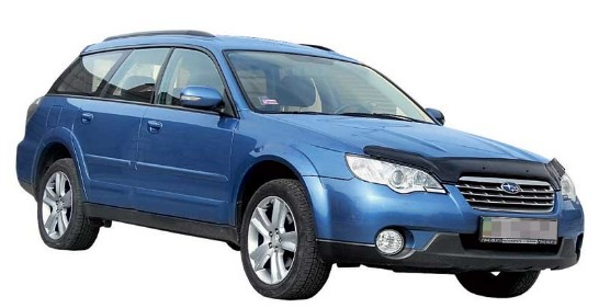 Subaru Legacy 2004Г.В. Руководство По Эксплуатации