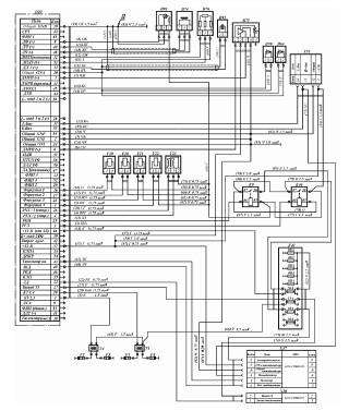Диагностика микропроцессорной системы управления двигателем ЗМЗ-4062.10, ЗМЗ-4052.10.