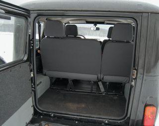 УАЗ Хантер багажник