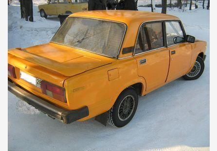 Песочный ВАЗ 2105
