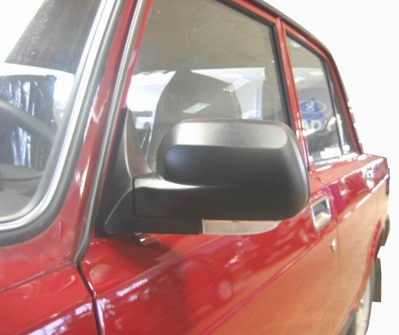 ВАЗ 2105, зеркала боковые