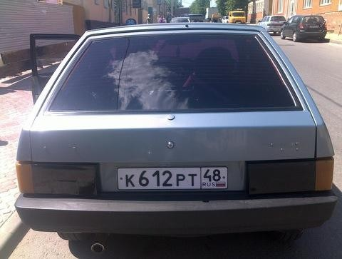 Задние фары ВАЗ 2109