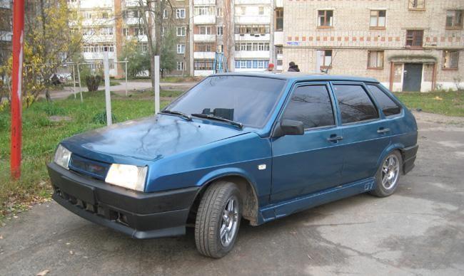 Тюнинг ВАЗ 2109