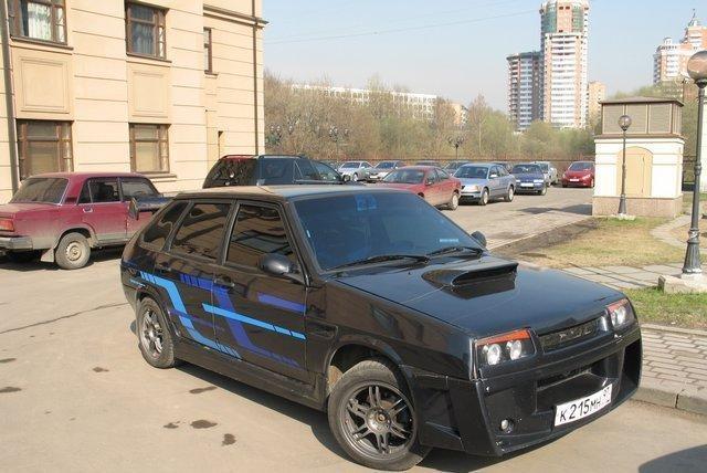 ВАЗ 2109, тюнинг