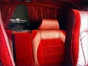 ГАЗ 3110 тюнинг салона