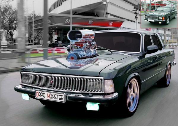 Разрывной ГАЗ 3102