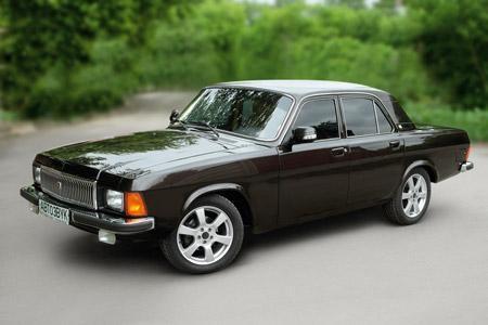 ГАЗ 3102 седан