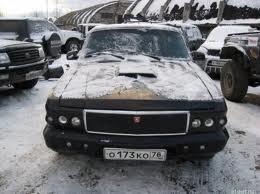 ГАЗ 3102 тюнинг