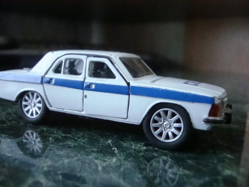 Игрушечный ГАЗ 3102