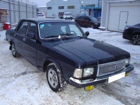 ГАЗ 3102 седан.