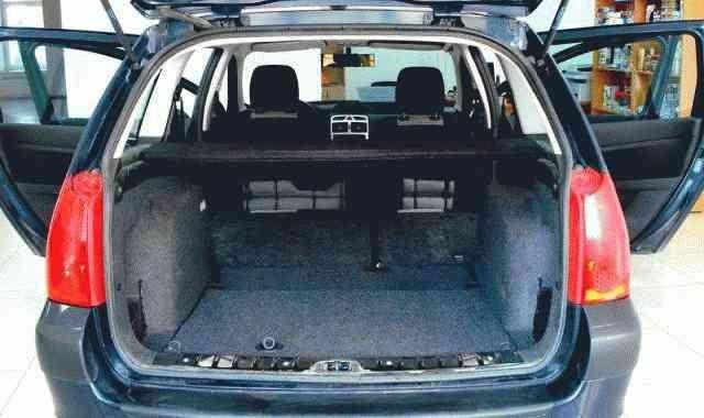 Пежо 307 2006, багажник