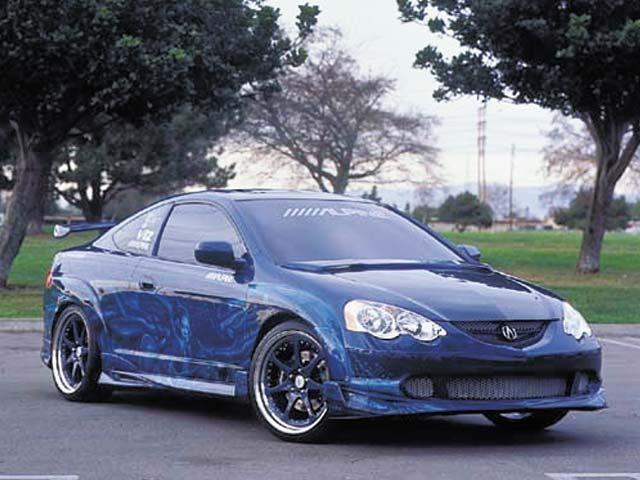 Тюнинг Acura RSX
