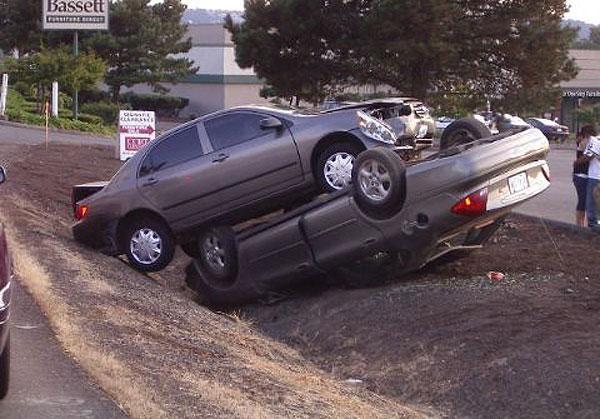 Пикантная авария