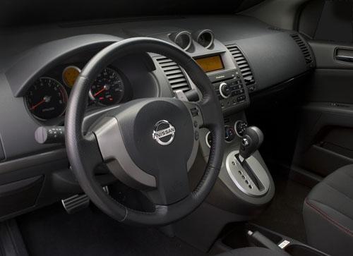 Руль, консоль, коробка передач Ниссан Сентра 2012