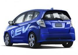 Компактный Хонда Джаз 2012