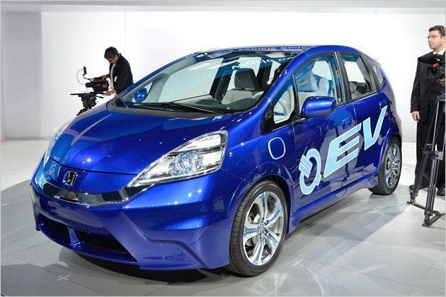 Красавец Хонда Джаз 2012