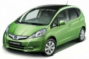 Стильный Хонда Джаз 2012