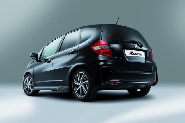 Новый компактный Хонда Джаз 2012