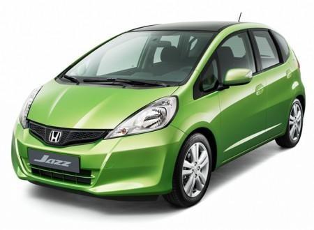 Новый Хонда Джаз 2012