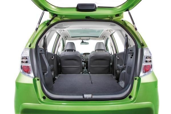 Багажник Хонда Джаз 2012
