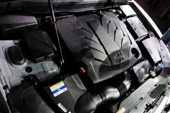 Хендай Дженезис 2012 - двигатель
