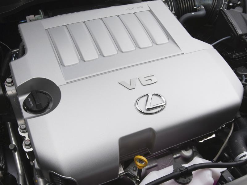 Двигатель Лексус IS 350 2012