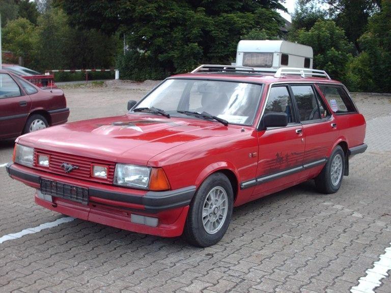 Стильный Форд Гранада