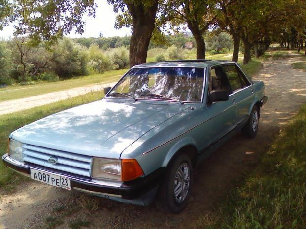 Супер Форд Гранада