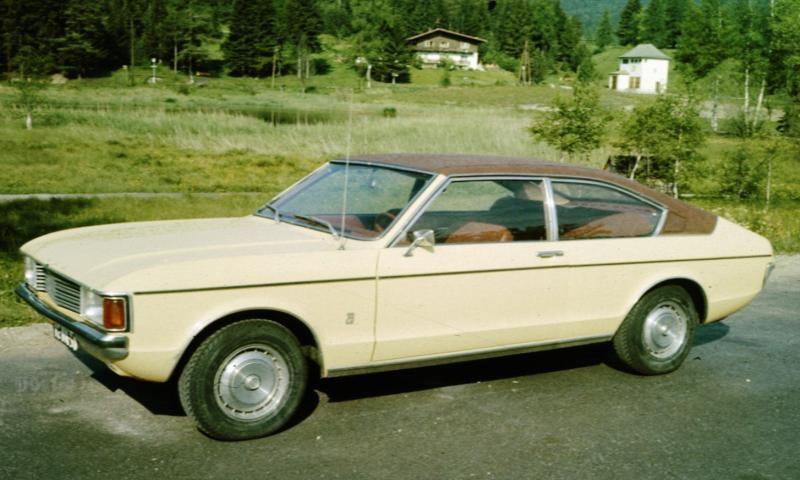 Элегантный Форд Гранада