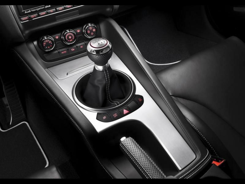 Кпп Audi TT TS Coupe