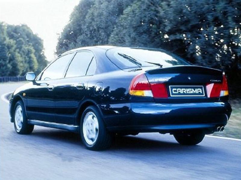 Mitsubishi Carisma (Мицубиси Каризма) - Продажа, Цены