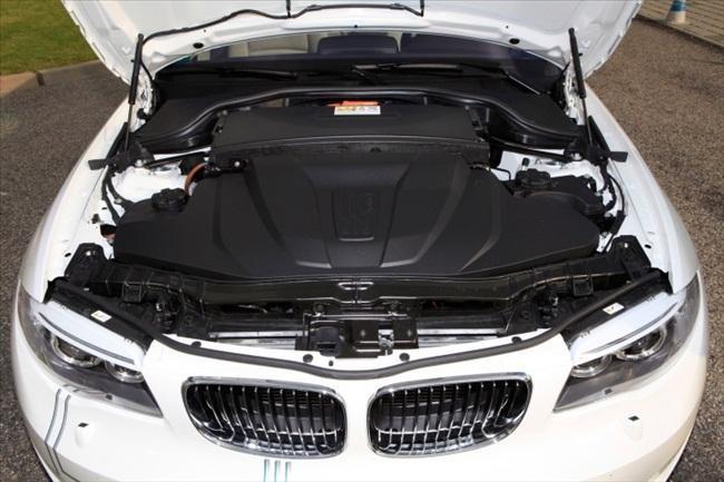 Двигатель BMW ActivE