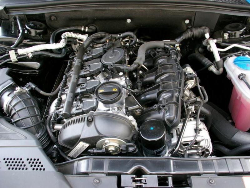 Двигатель Ауди А4 Авант