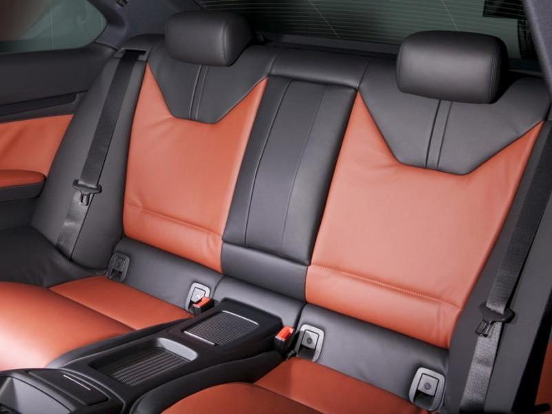Салон BMW M3 Frozen