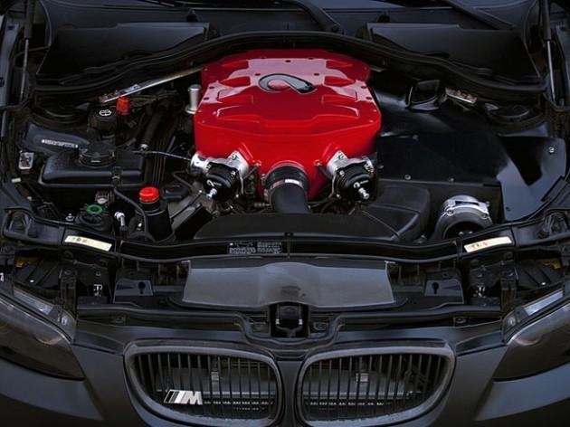 Двигатель BMW M3 Frozen
