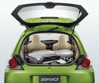 Багажник Хонда Брио