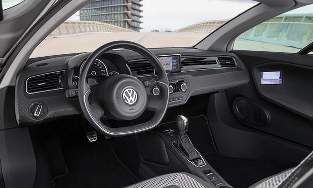 Салон, руль, кпп Volkswagen XL1