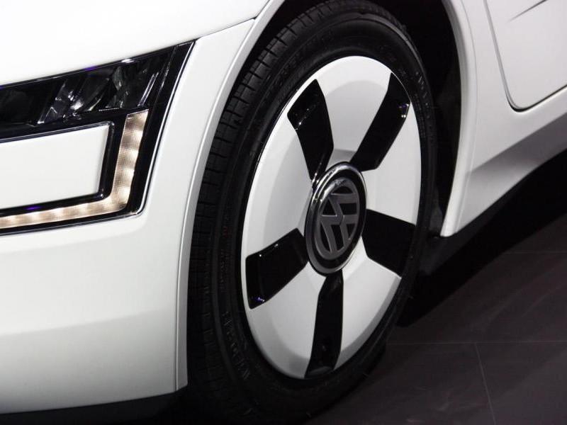 Колесо Volkswagen XL1