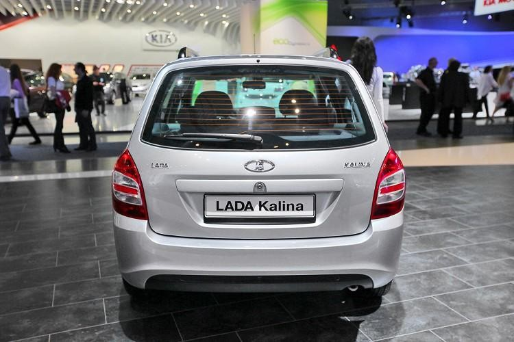 Картинки по запросу Lada Kalina II сзади