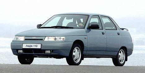 ВАЗ 2110, седан