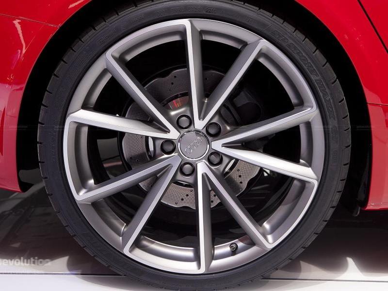 Колесо Audi RS4
