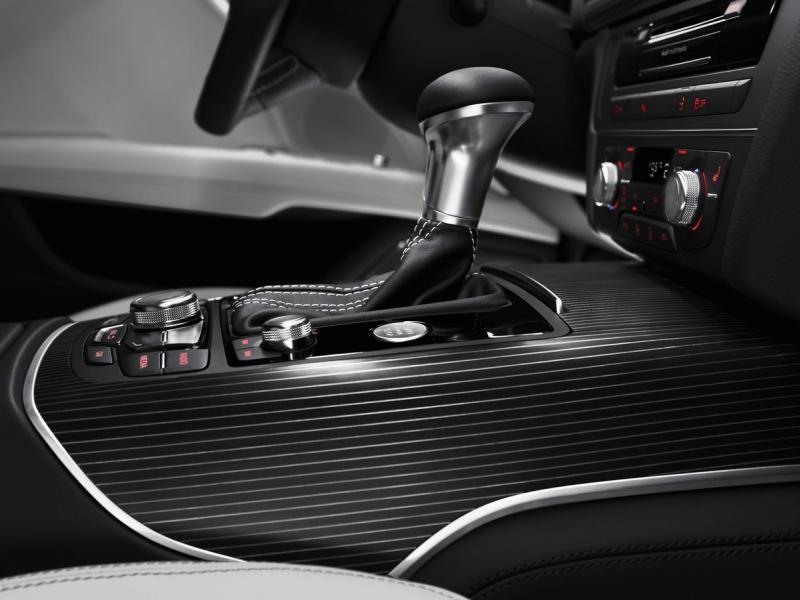 Кпп Audi S7 Sportback