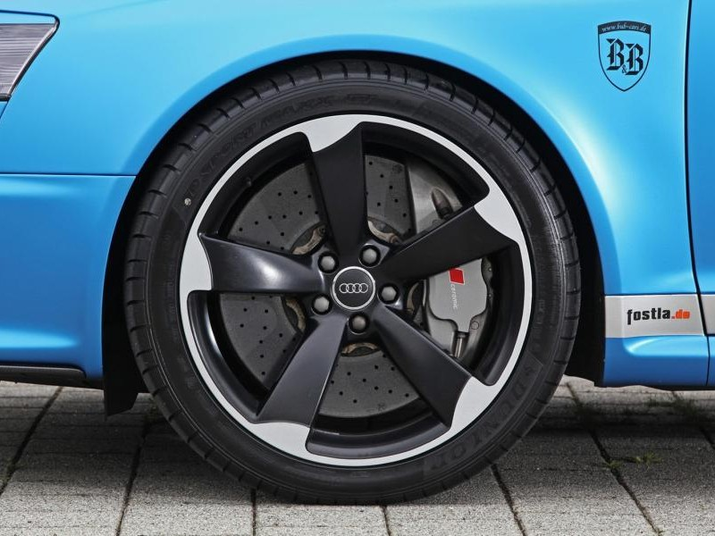 Колесо Audi RS6