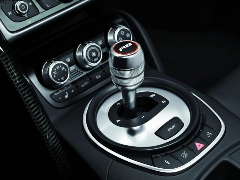 Кпп Audi R8 V10