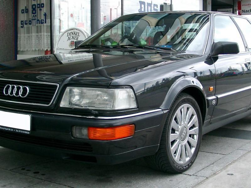 Седан Audi 200