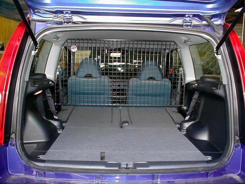 Honda HR-V, багажник
